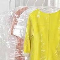 Чехлы полиэтиленовые для хранения одежды 65х100 см, 20 микрон (в упаковке 50 шт)