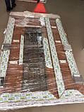 Двери входные металлопластиковые с окном, фото 5