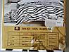 Сатиновое постельное белье евро ELWAY 3421 «Зебра», фото 3