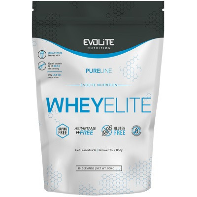 Протеин Evolite Nutrition WheyElite  900g  (Chocolate)