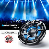 Сабвуферный динамик Blaupunkt GT Power 1200 w