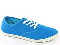 Стильные и удобные Женские кеды, конверсы, высокие, классические и низкие  синего цвета!