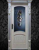 Классическая резьба для межкомнатных дверей