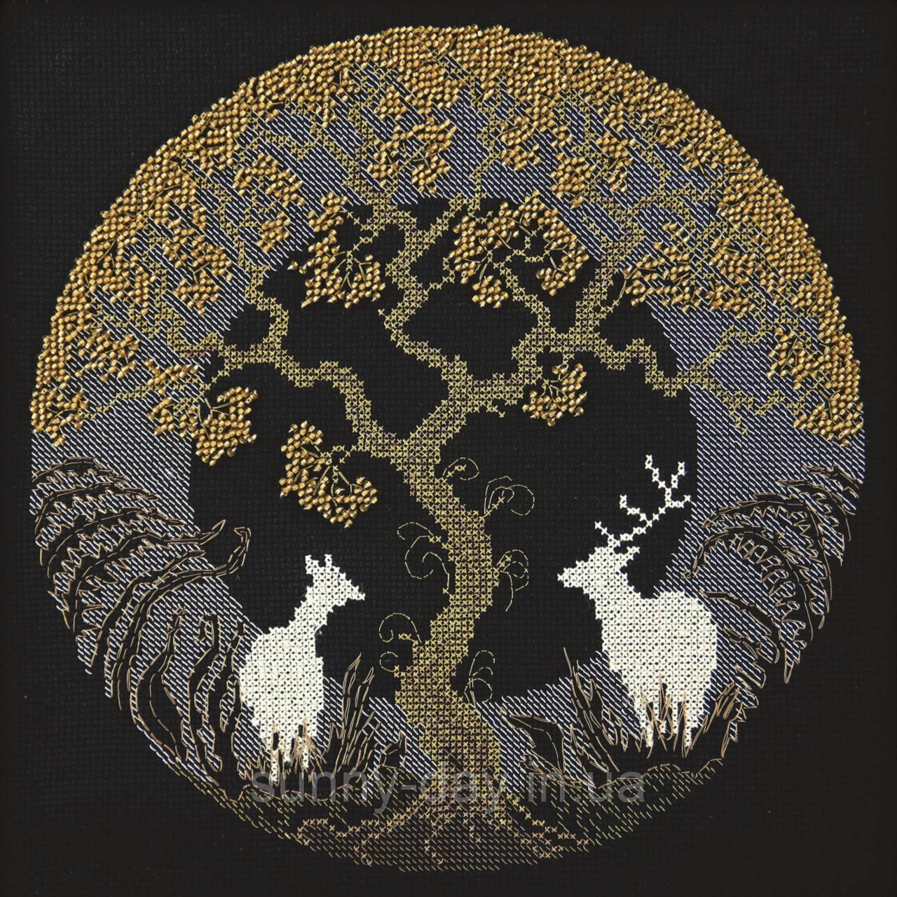 """Набор для вышивки крестиком """"Волшебная ночь"""