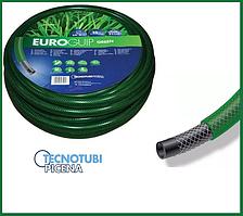 Шланг поливочный Tecnotubi Euro GUIP GREEN 1/2  25м