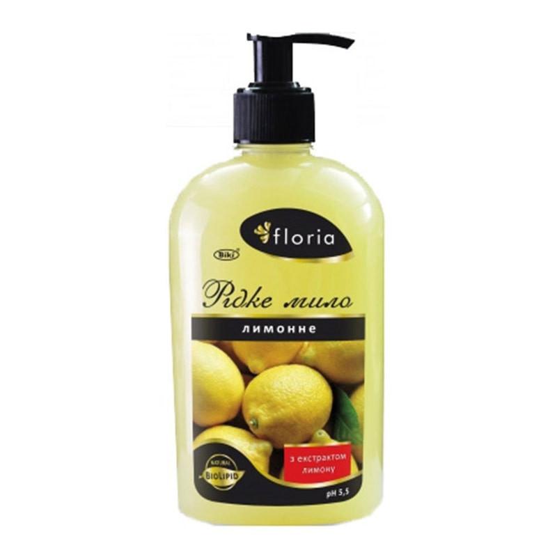 Рідке мило лимон 5000 мл Profi Style
