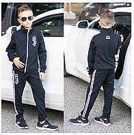 Детский спортивный костюм(мальчик-девочка) 2расцв. от122-до146рост