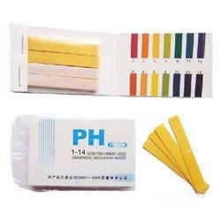 Лакмусовая бумага ( pH-тест ) 1-14рН 80 полосок (mdr_5068)