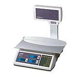 Весы торговые CAS ER-Plus EU 15, фото 2
