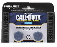 Набор накладок KontrolFreek на стики FPS Freek Call of Duty S.C.A.R. для PS4 (Арт. 30002)