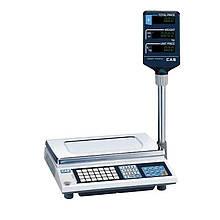 Весы торговые CAS АР-ЕХ-30