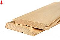 Вагонка для сауны липа (14*77) сорт 1