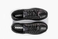 Шкіряне взуття Affinity чорне