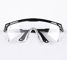 Защитные очки для мастера маникюра, черные