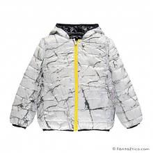 Детская куртка для мальчика MEK Италия 163MHAA001 Черный