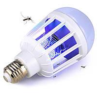 🔥 ★Лампа Zapp Light светодиодная антимоскитная против комаров отпугиватель от москитов уничтожитель мошкары