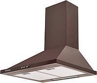 Вытяжка кухонная купольная PYRAMIDA KH 50 brown