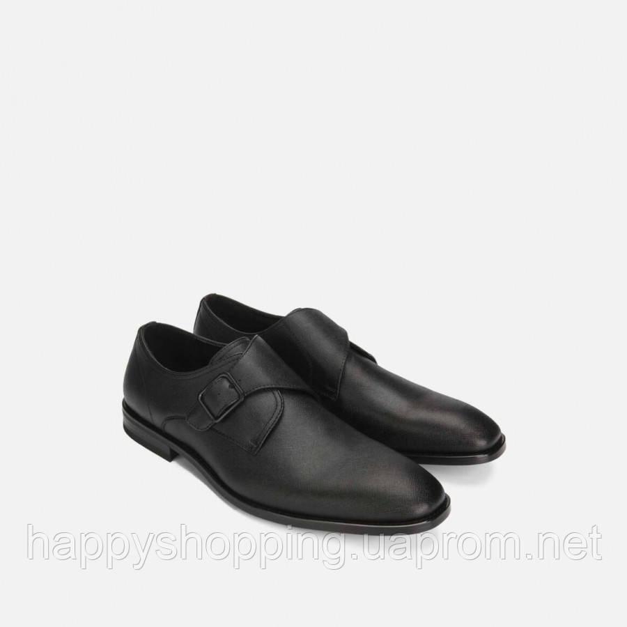 Чёрные туфли Kenneth Cole