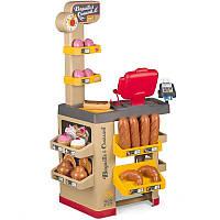 Интерактивный супермаркет- пекарня Smoby 350220! Новинка 2019 года!