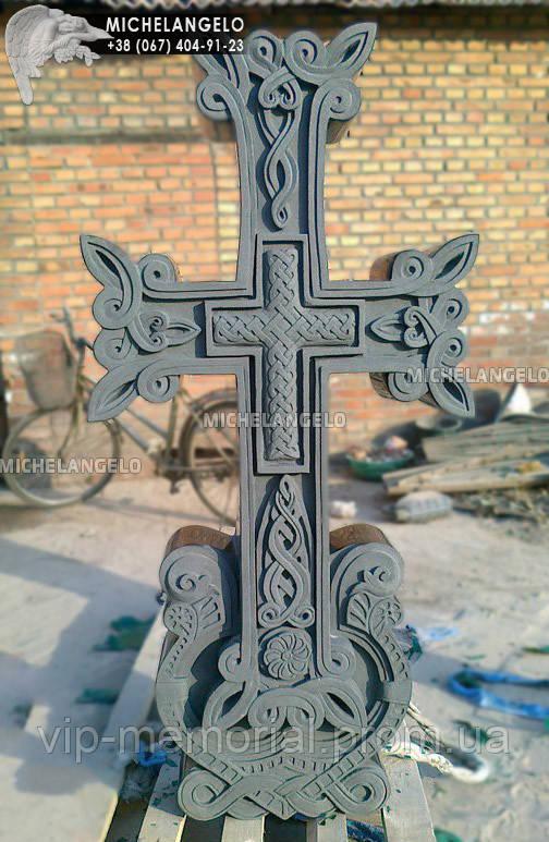 Крест на могилу Кр-28