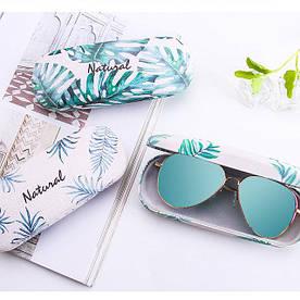 Футляр для очков Пальмовые листья