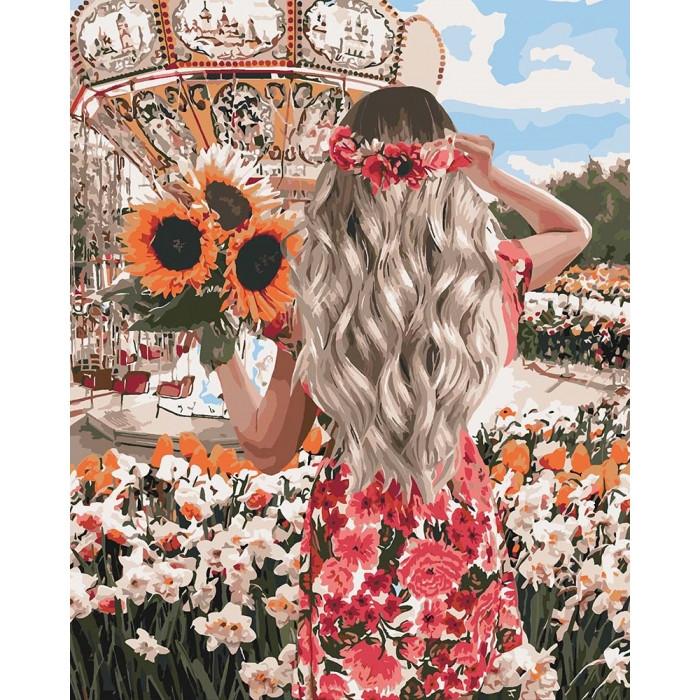 Картина по номерам Фантастичний вікенд 40x50 см., Идейка
