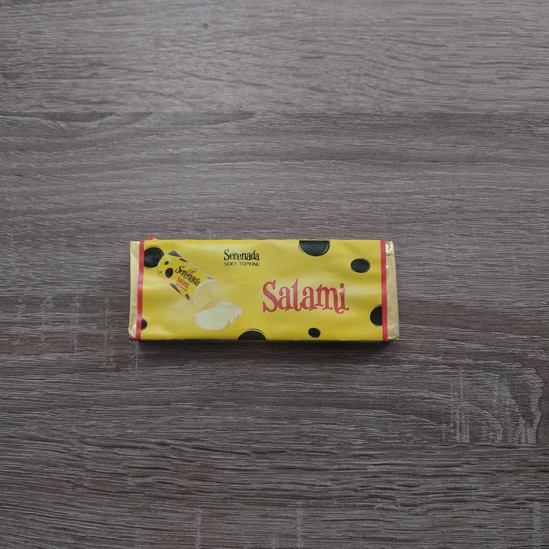 Cир плавлений Salami 100 гр.
