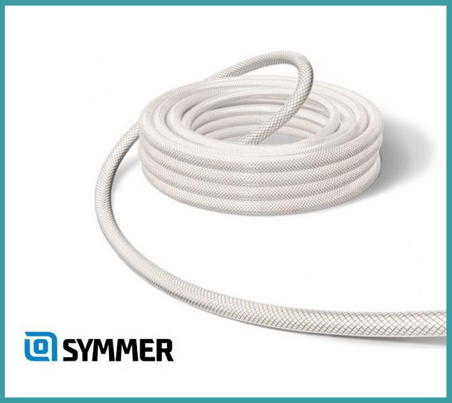 Шланг пищевой Symmer 18*2.5 ПВХ-АН 50 м