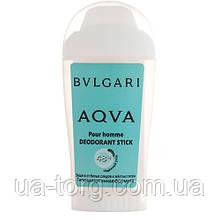 Дезодорант Bvlgari Aqua Pour Homme мужской
