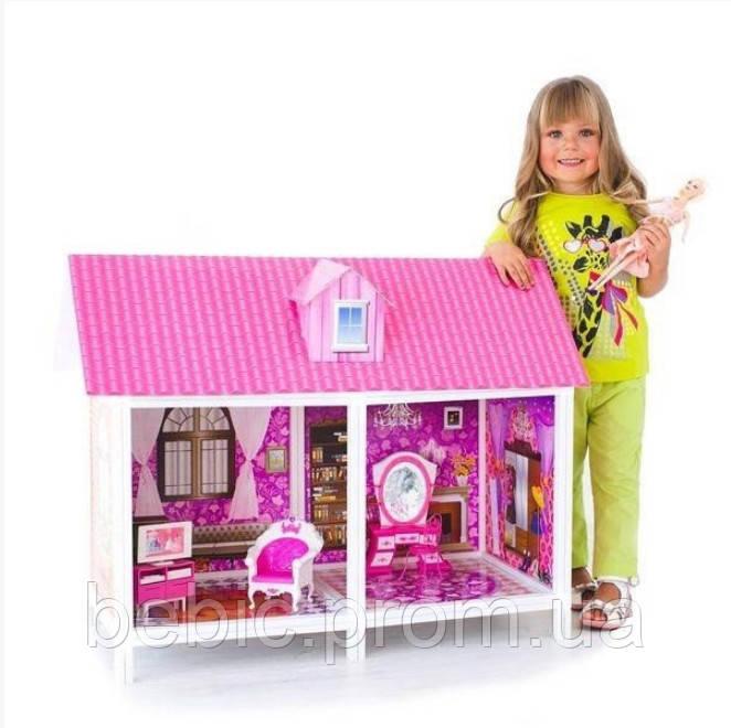 Игровой домик для кукол