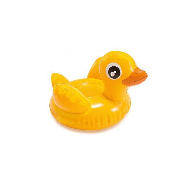 Надувная игрушка Утка Intex 58590