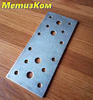 Пластина 50*146(2,0) крепежная оцинкованная