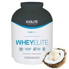 Протеин Evolite Nutrition WheyElite  2270g  (Currant Plombir)