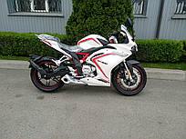 Мотоцикл VOGE 300RR LX300GS GP300 - Loncin