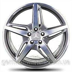 Оригинальные диски 19 / 20 -  дюймовые диски Mercedes AMG GT C190
