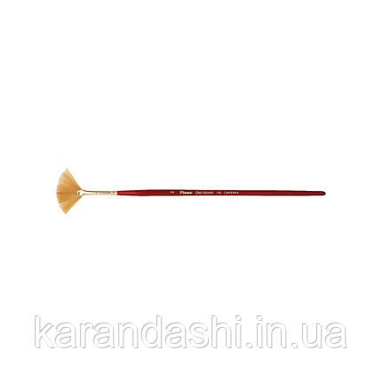 """Кисть Pinax """"Oro Rosso"""" Синтетика Веерная 753N 2, фото 2"""