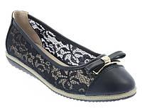 Стильные Женские балетки, лодочки туфли , туфли, на плоской подошве от производителя  черного цвета на тракторной подошве!!