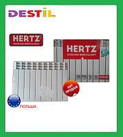 Радиатор Биметаллический Hertz 500х80