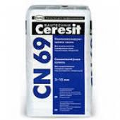 Самовыравнивающаяся смесь CERESIT CN-69,25 кг