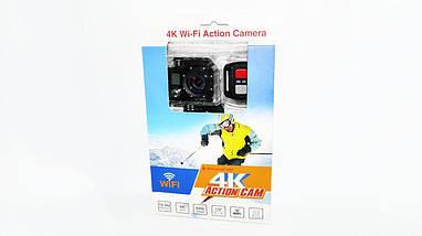 Экшн камера A1 с двумя дисплеями, фото 2