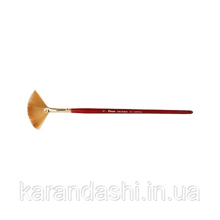 """Кисть Pinax """"Oro Rosso"""" Синтетика Веерная 753N 6, фото 2"""