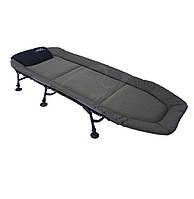 Раскладушка Prologic Commander Classic Bedchair 6 Legs 200cm x 70cm