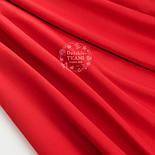 Лоскут сатина цвет красный №1325, фото 2