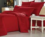Лоскут сатина цвет красный №1325, фото 5