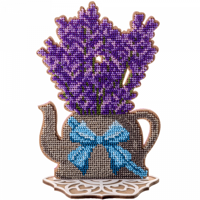 Набор для вышивания бисером по дереву FLK-0204