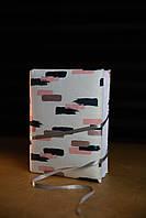 Блокнот ручной работы с чистыми листами