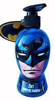 Disney шампунь-гель душ 2в1 (300 мл) Batman