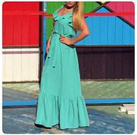 Стильное длинное платье , фото 1