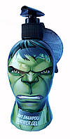 Disney шампунь-гель душ 2в1 (300 мл) Hulk
