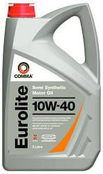 Моторне масло Eurolite 10W-40 4L Comma